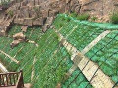 成都亚博体育app下载链接边坡保护展示